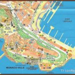 Map of Monaco - How to Get Around on Foot | Exploring Europe