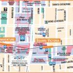 Montreal underground City Map