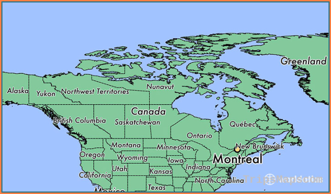 Where is Montreal, QC? / Montreal, Quebec Map