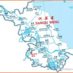 Nanjing Map, Nanjing China Map, Nanjing City Map