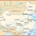 WPS - Port of Ningbo satellite map
