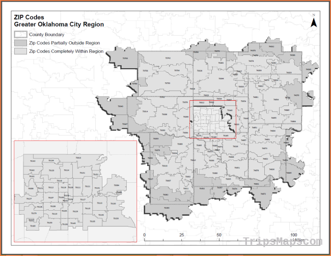 Map of Oklahoma City | Where is Oklahoma City? | Oklahoma City Map City Map Of Oklahoma on