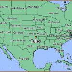 Where is Tulsa, OK? / Tulsa, Oklahoma Map