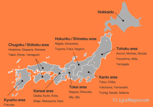 Map Of Osaka Japan Where Is Osaka Japan Osaka Japan Map English