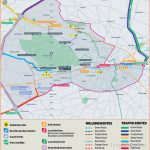 Pope's visit maps: Travel, parking and walking guides for the Pope's