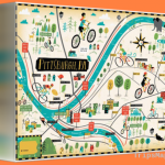 Illustrated Map of Pittsburgh by Nate Padavick by They Draw & Cook