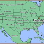 Where is Pittsburgh, PA? / Pittsburgh, Pennsylvania Map