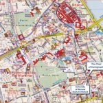 Large Warsaw Maps for Free Download and Print
