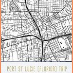 Port St Lucie (Florida) Trip Journal: Lined Travel Journal/Diary