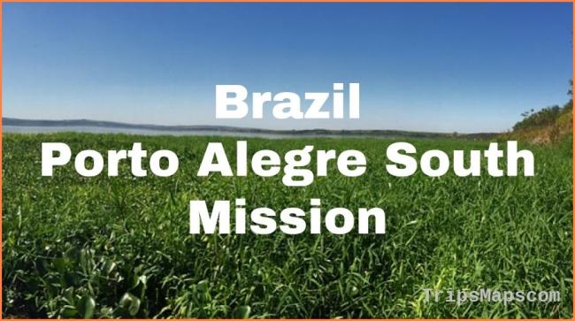 Brazil Porto Alegre South Mission