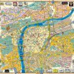 High Quality Prague City Map: Prague Tourist Maps & Other Prague