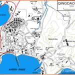 Qingdao City Map - Qingdao China • mappery