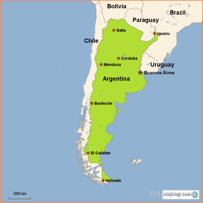 Argentina Vacations with Airfare | Trip to Argentina from go-today