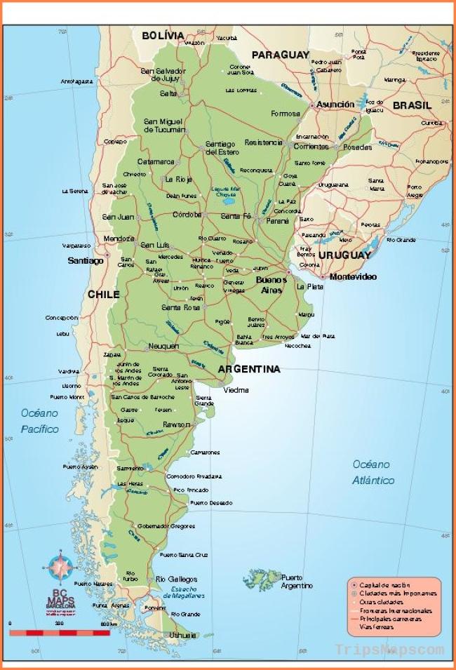 Rosario Argentina Map Map of Rosario Argentina   Where is Rosario Argentina?   Rosario
