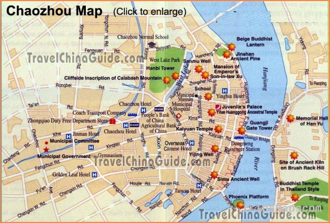 Chaozhou Travel Guide: Attractions, Weather, Map, Tips