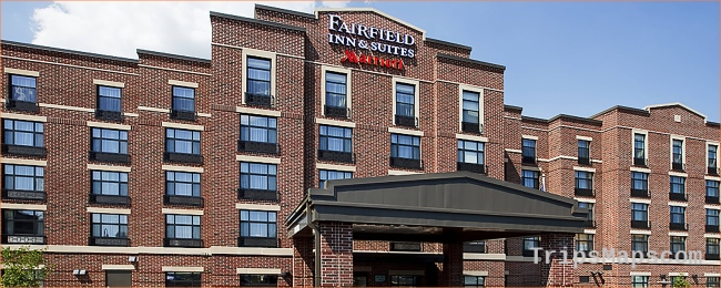 South Bend IN Map | Fairfield Inn & Suites