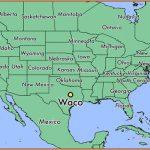 Where is Waco, TX? / Waco, Texas Map