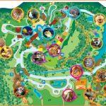 Zoo Map | Cameron Park Zoo