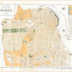 Faust's Map of City and County of San Francisco California