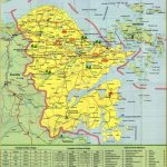 Ningbo China Tourist Map - Maps of Ningbo