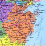 Zhejiang Map, Map of Zhejiang, China: China Travel Map