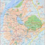 China Nanjing Map: Attractions, Streets, Metro, Railways