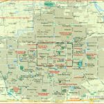 Xian City Map - Xian Maps - China Tour Advisors