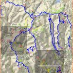 Trail Map and Descriptions for Topanga State Park, Mulholland ...
