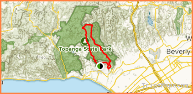 Temescal Canyon Will Rogers Loop Trail - California | AllTrails