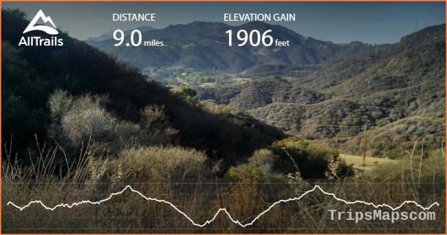 Backbone Trail Through Zuma Canyon - California | AllTrails