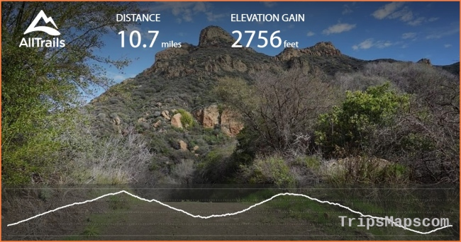 Zuma Canyon Loop Trail - California | AllTrails