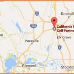 BKi division (Sacramento) California Fuel Cell Partnership map ...
