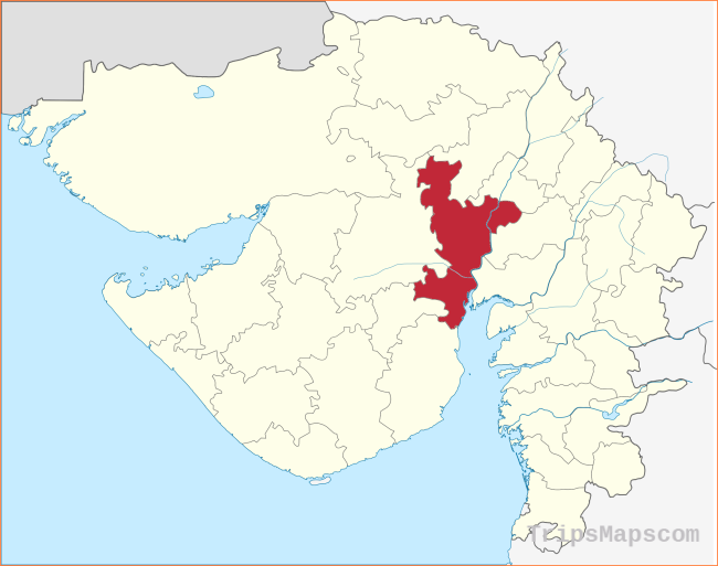 Ahmedabad district