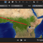 iMovie for Mac: Add animated travel maps and backgrounds