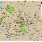 Large Bangkok Maps for Free Download and Print