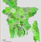 Maps of Bangladesh | Detailed map of Bangladesh in English