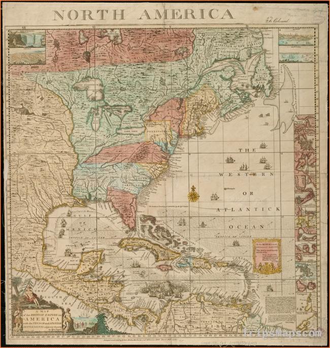 American Revolutionary War-Era Maps