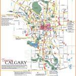 Calgary Subway Map for Download | Metro in Calgary