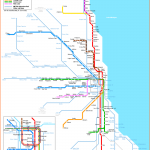 Chicago Subway Map for Download | Metro in Chicago