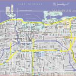 Chicago maps - Top tourist attractions - Free, printable city street map
