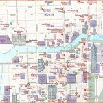 Chicago tourist map - Tourist map of Chicago