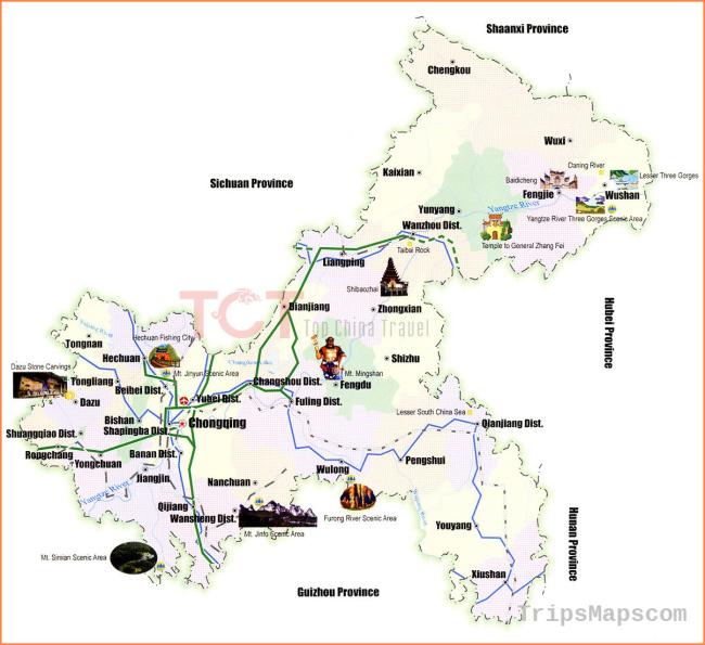 Stylish Ideas Chongqing China Map Chongqing Maps Chongqing City Maps