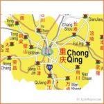 Chongqing China pdf | Map of Chongqing pdf