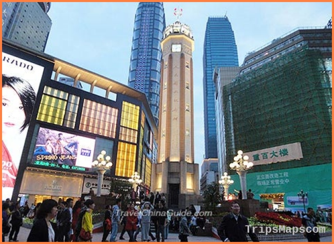Chongqing Travel China: City Map, Tours, Attractions, Weather