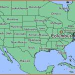 Where is Columbus, OH? / Columbus, Ohio Map