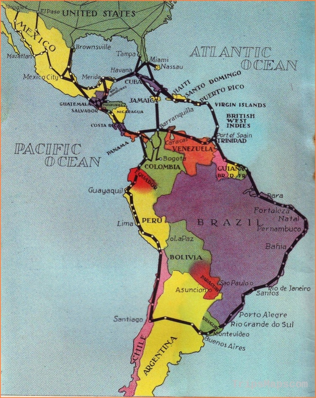 South American Travel Map. So jealous Tj is in Argentina right now