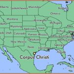 Where is Corpus Christi, TX? / Corpus Christi, Texas Map