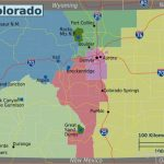 Large Colorado Maps for Free Download and Print