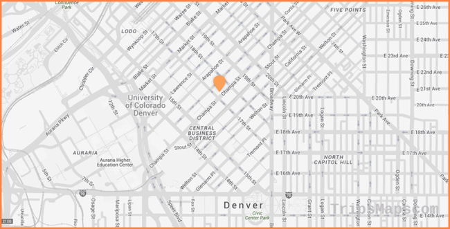 Best Denver Hotels | Kimpton Hotel Monaco Denver