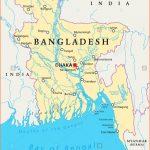 India Bangladesh Map Stock Photos & India Bangladesh Map Stock